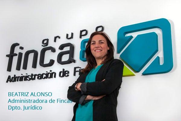 Administradora de fincas colegiada en Sevilla